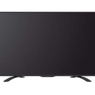 sharp 50' full hd led tv