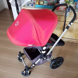 Bugaboo Cameleon - pre-loved, loaded with lots of extras and spares!