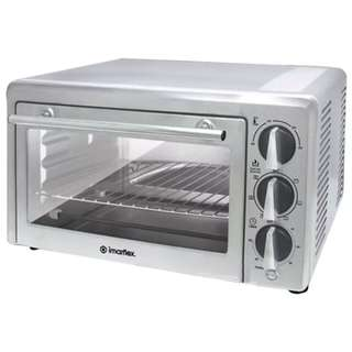 6-in-1 Convection Oven (not used) + Health Grill (used)