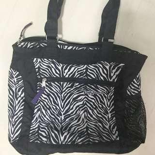 Original Jansport Shoulder Bag (w/ laptop compartment inside)
