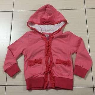 New Girl sweater Anakku 2-3y