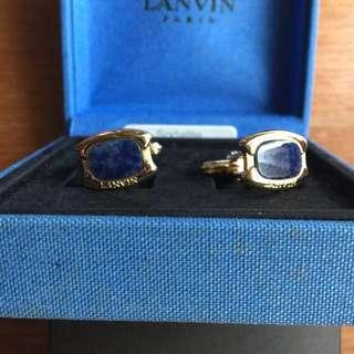 Lanvin cuff links Price Fixed
