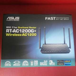 ASUS RT-AC1200G+ Brand new