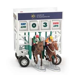馬會 運財馬閘 日曆