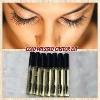 Cold Presses Castor Oil