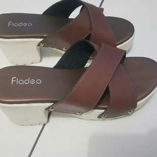 Fladeo wedges size 37
