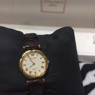 NINA RICCI QUARTZ Lady's Wrist Watch 2P 20-0510