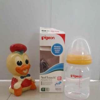 Botol Susu Pigeon New Born 160 Ml