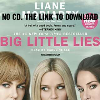 Big Little Lies by Liane Moriarty (AUDIOBOOK)