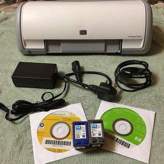 HP deskjet D1360 printer 打印機