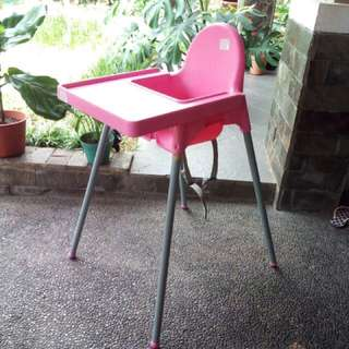 High Chair Informa