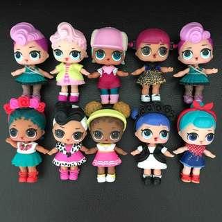 *Flash sale* Lol surprise doll