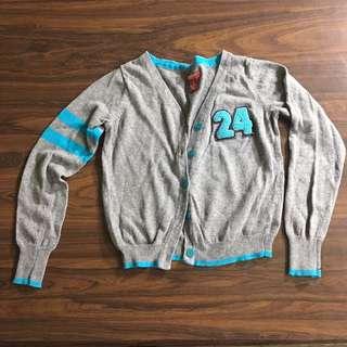 Arizona Jeans Grey Cardigan