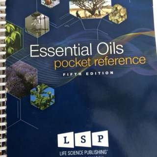 Essential oil pick reference ( 5th edition)