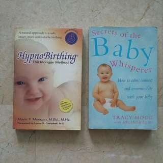 Hypnobirthing and Secrets Of The Baby Whisperer