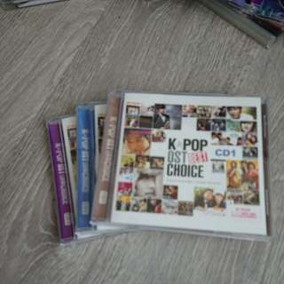 KPOP ost Choice