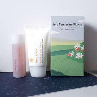 🍊 Whitening Pore Cream & Syenergy Serum