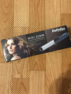 BABYLISS Mini 25mm Travel Size Curler