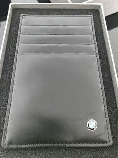 BMW card holder to put on car sun visor