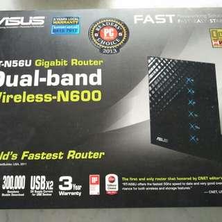 Asus RT-N56U Gigabit Router