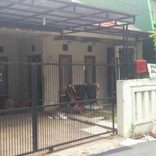 RUMAH SECOND LUAS MURAH STRATEGIS CILANGKAP JAKARTA TIMUR