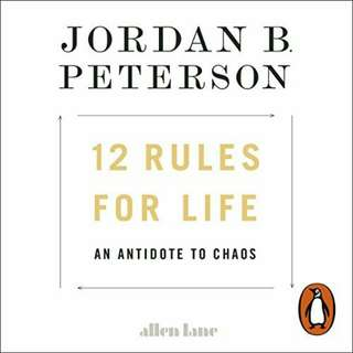 12 Rules for Life by Jordan Peterson (AUDIOBOOK)