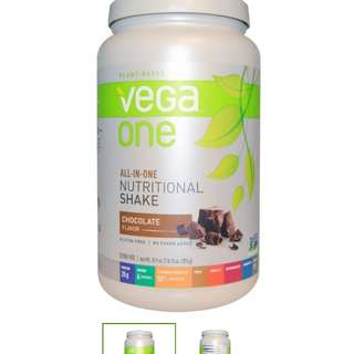 Vega one shake chocolate