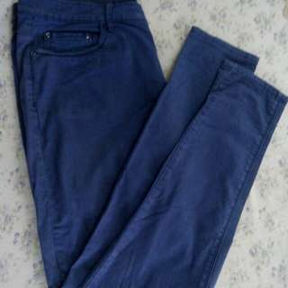 Jeans (blue) size 28 for men
