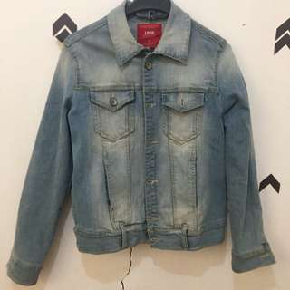 jacket jeans LOGO ORIGINAL