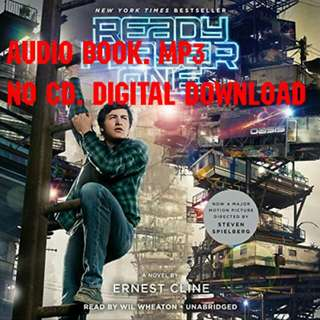 Ready Player One by Ernest Cline (AUDIOBOOK)