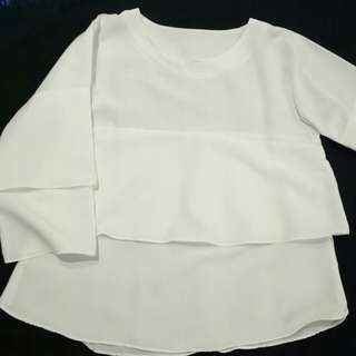 Blouse White