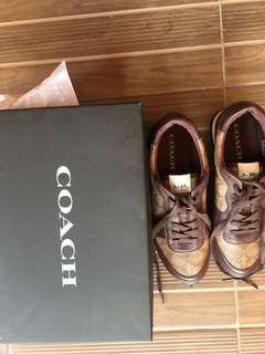 Coach shoes (sneakers)