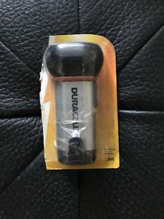Duracell torch 100% new