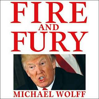 Fire and Fury by Michael Wolff (AUDIOBOOK)