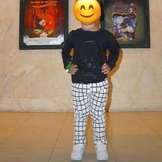 Set outfit boy