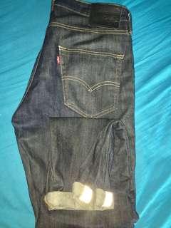 Levis Commuter jeans/denim size 33