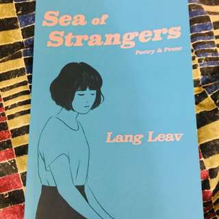 Sea of Strangers by Lang Leav