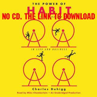 The Power of Habit by Charles Duhigg (AUDIOBOOK)