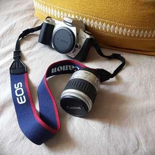相機界中的古董-cannon EOS300單眼底片機