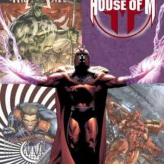 wtb house of m tie ins