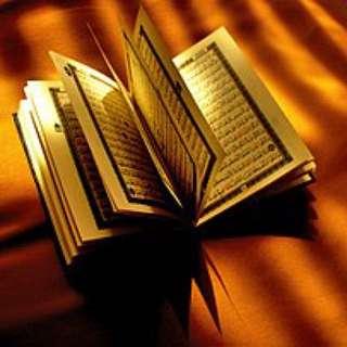 Mengaji iqra / Quran :)