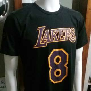 Kobe Bryant custom shirts