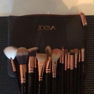 Zoeva Gold Rose 15pcs