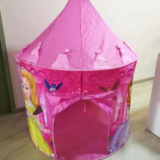 Sofia princess tent