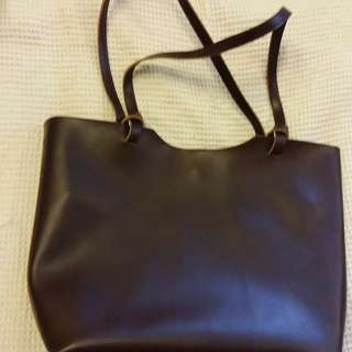 Cow's leather bag