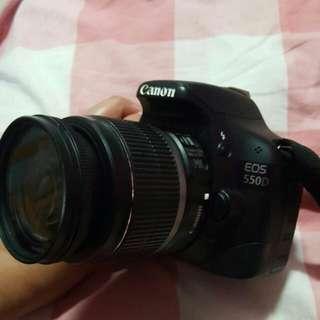 550D canon