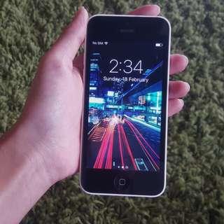 Iphone 5c 32GB MYSET