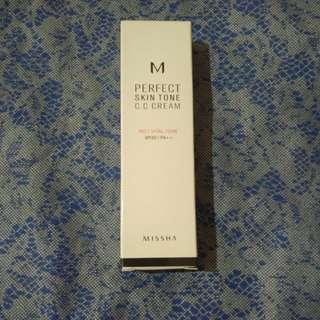 Missha CC Cream - Vital Tone (#1)
