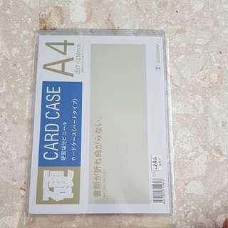 Card Case A4
