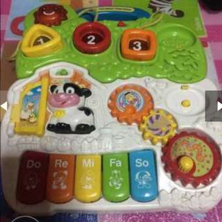 REPRICED! Vtech push walker